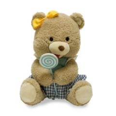 "DiBella Flowers & Gifts Las Vegas - 11"" Bear bops and licks her lollipop to ""Lollipop"" https://youtu.be/ctMUkqyRJ78"