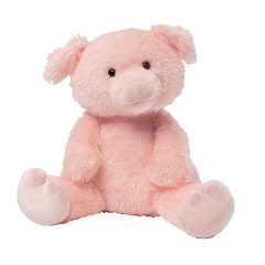 """This Little Piggy Talking Pig! Squeeze his toes to play """"This Little Piggie."""" https://youtu.be/z7HzPFiNDTk"""
