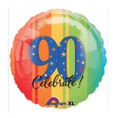 Celebrate 90 Mylar