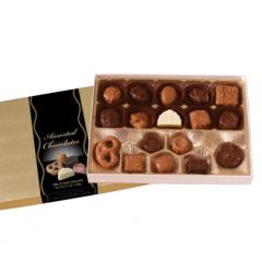 Gertrude Hawk Assorted Milk & Dark Chocolates 8 oz Medium