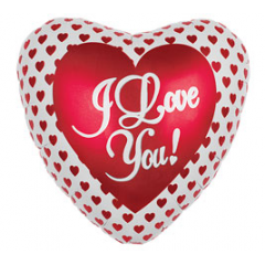 DiBella Flowers & Gifts Las Vegas - Oversized 36'' I Love You Hearts Mylar