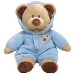 Baby Bear Blue Ty Pluffie Baby Boy!