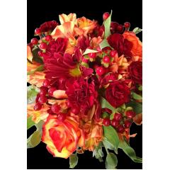DiBella Flowers & Gifts Las Vegas - Fresh Fall Mix
