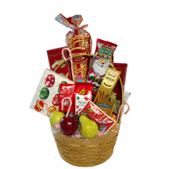 DiBella Flowers & Gifts Las Vegas - Delicious assortment of Goodies & Fresh Fruit baskets made daily!