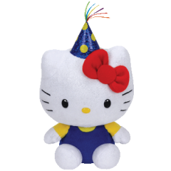 DiBella Flowers & Gifts Las Vegas - Ty's Hello Kitty Birthday stuffed beannie Limited