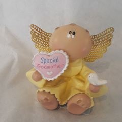DiBella Flowers & Gifts Las Vegas - The Angel Cheeks collectibles are a perfect addition to any arrangement or plant to give it a little something extra. The range from 3-4 inches each.