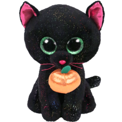 DiBella Flowers & Gifts Las Vegas - Potion Ty Beanie Boo If a black cat happens to cross the street It could be mean fright, but this one's sweet!