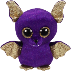 DiBella Flowers & Gifts Las Vegas - Count Ty Beanie Boo My fur's the color of darkest night And in the sky I cause a fright!