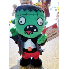 "DiBella Flowers & Gifts Las Vegas - Animated Dancing Frankenstein Sing In the Hall of the Mountain King Approx 9.5"" tall  <iframe width=""450"" height=""253"" src=""https://www.youtube.com/embed/l5-UkXKVa_k?rel=0"" frameborder=""0"" allow=""autoplay; encrypted-media"" allowfullscreen></iframe>"