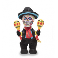 "DiBella Flowers & Gifts Las Vegas - 12"" Mariachi Skeleton dances to ""Chumbala Cachumbala"" https://youtu.be/aBP06q5P8Q0"