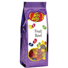 DiBella Flowers & Gifts Las Vegas - Jelly Belly Fruit Bowl Flavors jelly beans in a 7.5 oz gift bag. Perfect present for candy lovers. Convenient size bag!