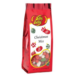 DiBella Flowers & Gifts Las Vegas - Christmas Mix from Jelly Belly. Very Cherry, Green Apple, Coconut and Red Apple flavor jelly beans. A holiday treat.