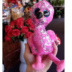 DiBella Flowers & Gifts Las Vegas - I'm a very sparkly pink My eyes are really blue And if you'd like to play with me I'd like to play with you.