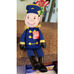 DiBella Flowers & Gifts Las Vegas - Sweet little soldier plush.