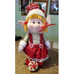 DiBella Flowers & Gifts Las Vegas - Elf Girl Figurine