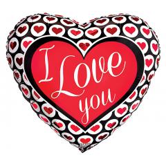 "DiBella Flowers & Gifts Las Vegas - 17""ILY HEART ICONS"