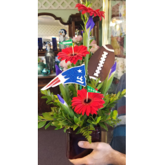 DiBella Flowers & Gifts Las Vegas - For the Patriot lovers out there!