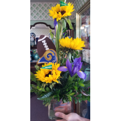 DiBella Flowers & Gifts Las Vegas - For our Rams Lovers!