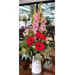 DiBella Flowers & Gifts Las Vegas - P.S. I Love You Bouquet