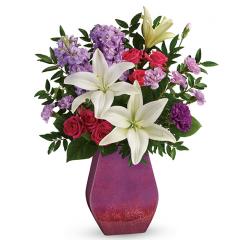 DiBella Flowers & Gifts Las Vegas - Regal Blossoms Bouquet