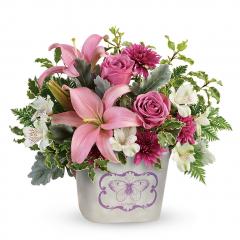 DiBella Flowers & Gifts Las Vegas - Monarch Garden Bouquet