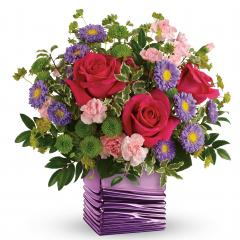 DiBella Flowers & Gifts Las Vegas - Lavender Waves Bouquet