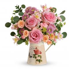 DiBella Flowers & Gifts Las Vegas - Vintage Chic Bouquet