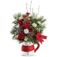 DiBella Flowers & Gifts Las Vegas - Send a Hug Festive Friend