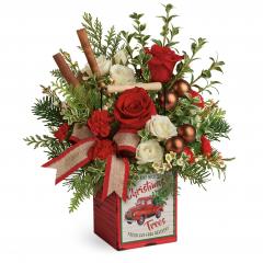 DiBella Flowers & Gifts Las Vegas - Quaint Christmas