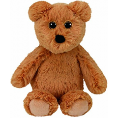 DiBella Flowers & Gifts Las Vegas - Meet Humphrey! This adorable bear is made withy-silk the softest plush fabric, sure to delight anyone. Super soft fabric perfect for snuggling This Super cute soft bear will keep you company all day long Humphrey will make a great addition to any Ty collection. Made with the finest, softest ty-silk fabric.