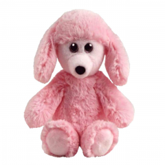 DiBella Flowers & Gifts Las Vegas - Meet Pricilla! This adorable Poodle is made withy-silk the softest plush fabric, sure to delight anyone. Super soft fabric perfect for snuggling This Super cute soft Poodle will keep you company all day long Pricilla will make a great addition to any Ty collection. Made with the finest, softest ty-silk fabric.