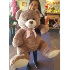 DiBella Flowers & Gifts Las Vegas - We love him! Super soft giant teddy bear.