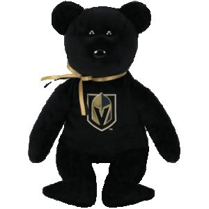 DiBella Flowers & Gifts Las Vegas - Golden Knights Ty Beanie Baby Go Knights!! Limit 2 per order per person!
