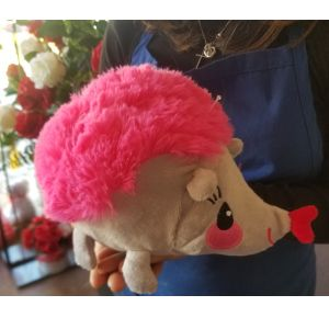 DiBella Flowers & Gifts Las Vegas - Adorable Susie the Hedgehog stuffed animal.