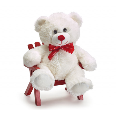 DiBella Flowers & Gifts Las Vegas - VALENTINO THE BEAR LOOK AT THAT FACE