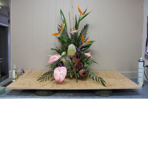 "DiBella Flowers & Gifts Las Vegas - Send ""lots of love"" or Aloha nui loa with this gorgeous tropical mix."