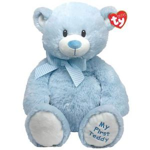 DiBella Flowers & Gifts Las Vegas - My First Lullaby Teddy  Animated Baby's First Teddy Plush Bear with light-up cheeks sways to 3 classic lullabies. On/off switch turns off music and lights. Includes 3 AA batteries.  https://youtu.be/tZsAZJqZAzw