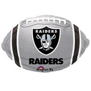 Raiders Football Mylar Addon
