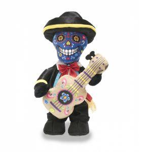 "DiBella Flowers & Gifts Las Vegas - 12"" Mariachi Skeleton dances to ""Chumbala Cachumbala""  https://youtu.be/RWBR_QeylQs"
