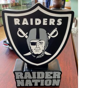 DiBella Flowers & Gifts Las Vegas - Raider nation!! Collectible figurine. *Limited edition