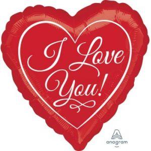 DiBella Flowers & Gifts Las Vegas - JUMBO I LOVE YOU HEART
