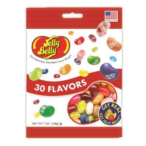 DiBella Flowers & Gifts Las Vegas - The Jelly Belly 30 Flavors Gourmet Jelly Beans Assortment will never fail to pleasure your taste buds. It contains no traces of gluten, peanut, dairy and fat that make them completely healthy.