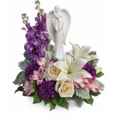 TEL Beautiful Heart Bouquet - As Shown