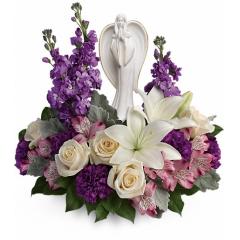TEL Beautiful Heart Bouquet - Premium
