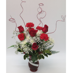 KW-1215 Seasons Vase - Deluxe
