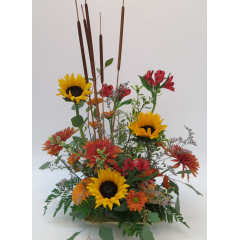 KD-1017 Harvest Bouquet - As Shown