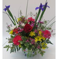 KD-218 Happy Blooms! - Deluxe