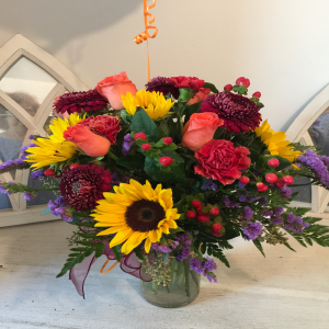 San Francisco Floral Autumn Flowers Flower Delivery Real Local