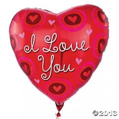 I Love You Mylar Addon