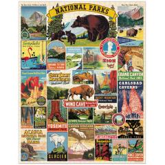 National Parks Puzzle  Addon